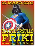 La invasión de los frikis.