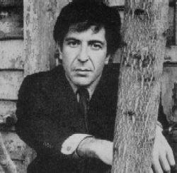 The Stranger Song. Leonard Cohen.