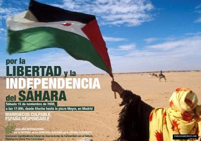 Sáhara Libre.