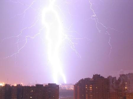 La tormenta. Brassens/Krahe.