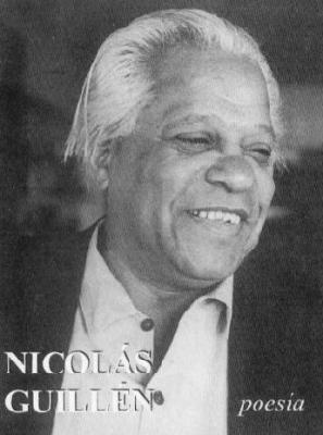 Nicolás Guillén.